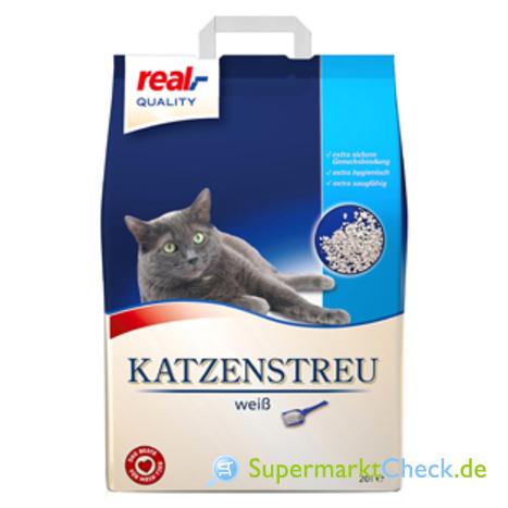 Foto von real Quality Katzenstreu