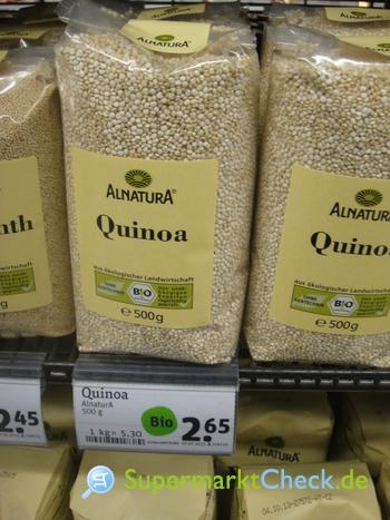 Foto von Alnatura Quinoa