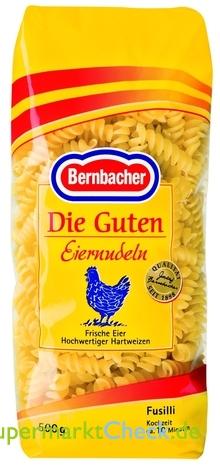 Foto von Bernbacher Die Guten Eiernudeln