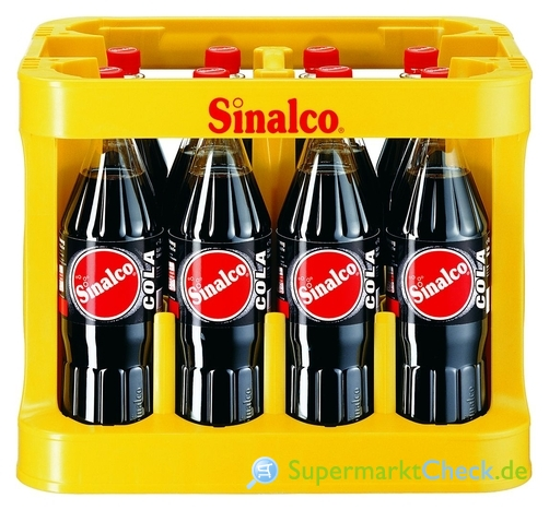 Foto von Sinalco Cola 12-er