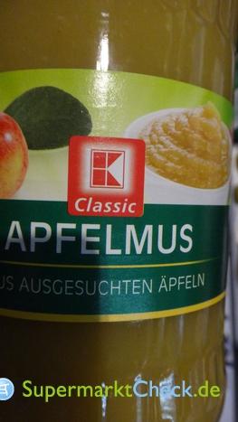 Foto von K Classic Apfelmus