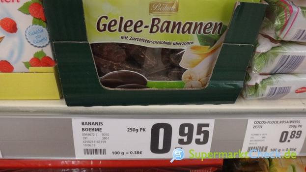Foto von Böhme Gelee Bananen