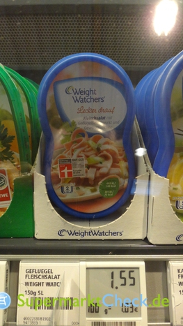 Foto von Weight Watchers Fleischsalat