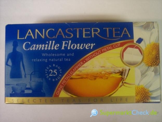 Foto von Lancaster Tea Kamillentee