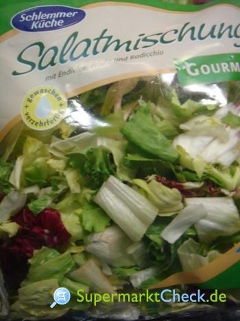 Foto von Edeka Schlemmer Küche Salatmischung
