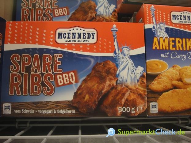Foto von McEnnedy Spare Ribs BBQ