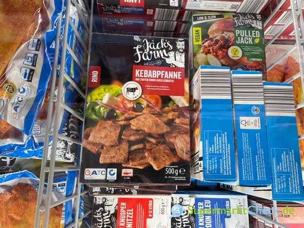 Foto von Jacks Farm Kebabpfanne