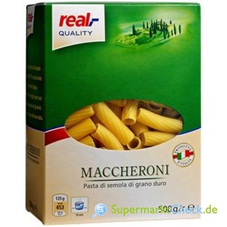 Foto von real Quality Maccheroni