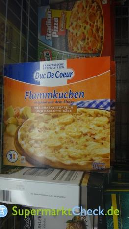 Foto von Duc de Coeur Flammkuchen