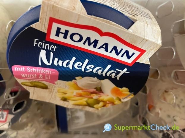 Foto von Homann feiner Nudelsalat