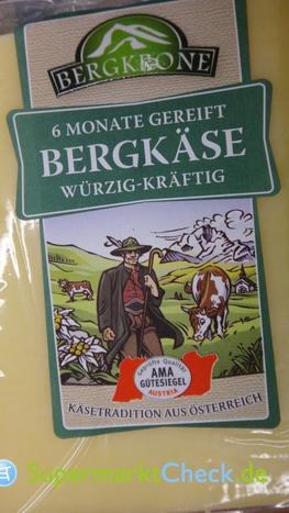 Foto von Bergkrone Berkäse