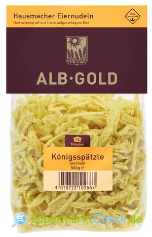 Foto von Alb Gold Hausmacher Eiernudeln