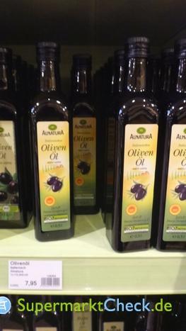 Foto von Alnatura Bio italienisches Oliven Öl