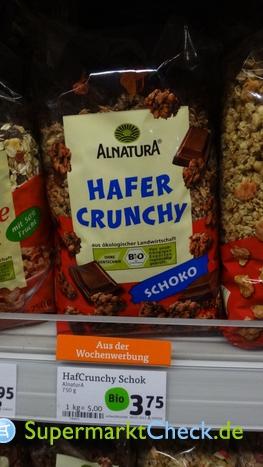 Foto von Alnatura Hafer Crunchy