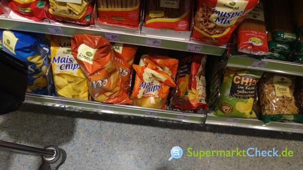 Foto von Alnatura Mais Chips
