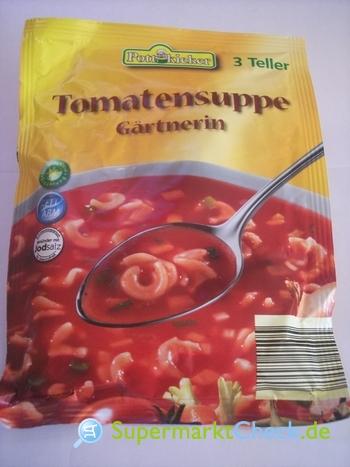 Foto von Pottkieker Tomatensuppe