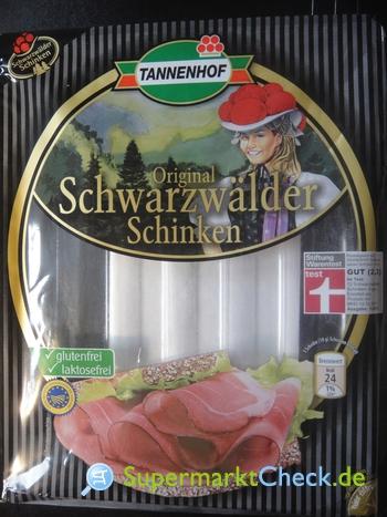 Foto von Tannenhof Schwarzwälder  Schinken