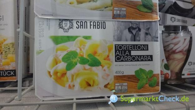 Foto von San Fabio Tortelloni alla Carbonara