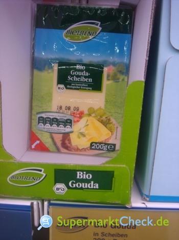Foto von Biotrend Bio Gouda