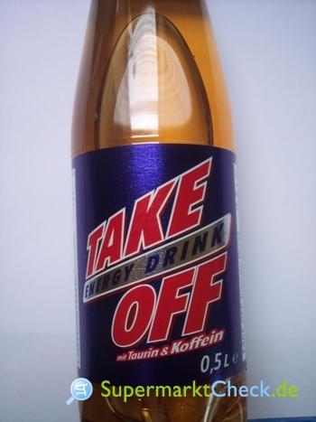 Foto von Take Off Energy Drink