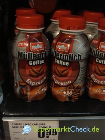 Foto von Müller Müllermilch Coffee