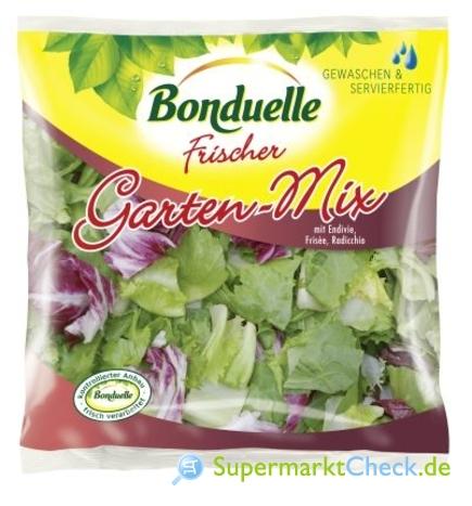 Foto von Bonduelle Frischer Garten-Mix