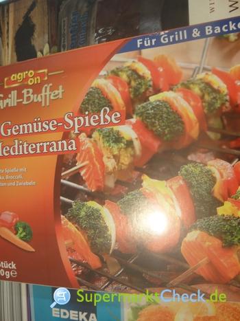 Foto von agro on 4 Gemüse Spieße