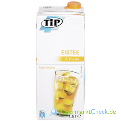 Foto von TIP Eis-Tee