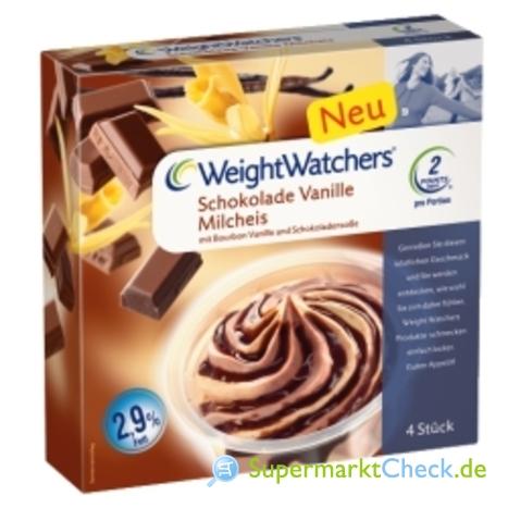 Foto von Weight Watchers Milcheis