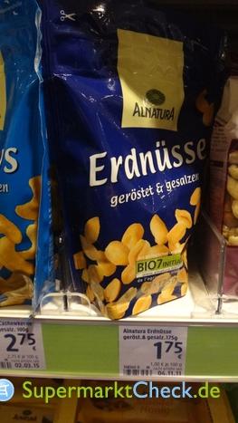 Foto von Alnatura Erdnüsse