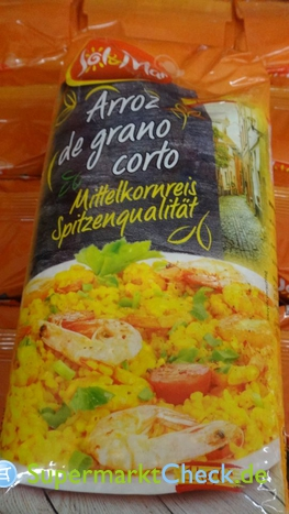 Foto von Sol Mar Arroz de grano corto