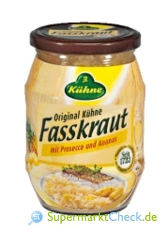 Foto von Kühne Original Fasskraut