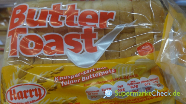 Foto von Harry - Brot Buttertoast