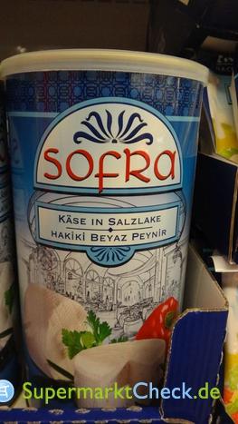 Foto von Sofra / Lidl Weichkäse