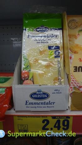 Foto von Goldsteig Emmentaler Stück