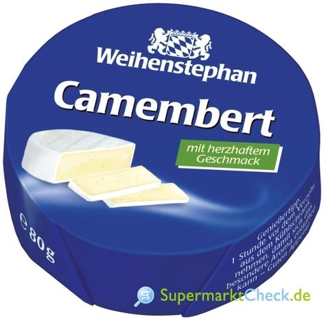 Foto von Weihenstephan Camembert Original