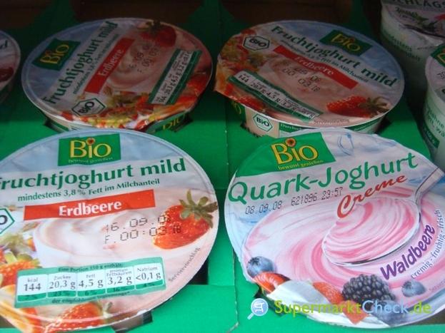 Foto von Bio Quark Joghurt Creme