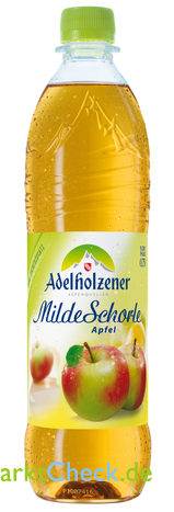 Foto von Adelholzener Apfelschorle