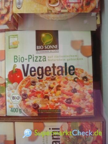 Foto von BIO Sonne BIO Steinofen Pizza