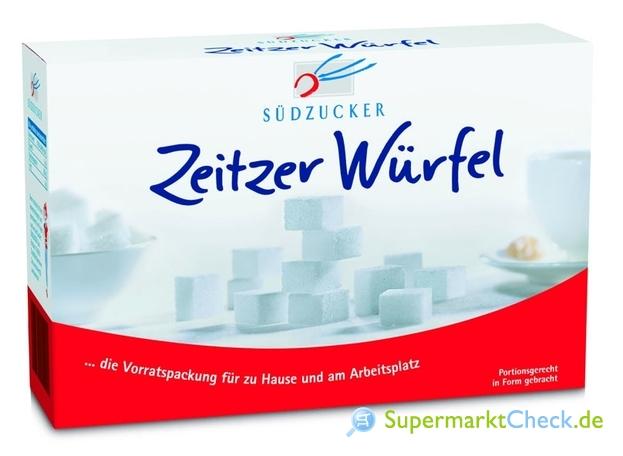 Foto von Südzucker Zeitzer Würfel