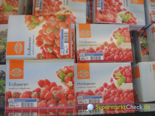 Foto von Globus Erdbeeren