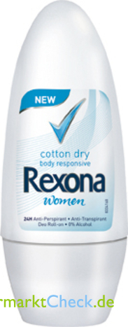 Foto von Rexona Women Deo Roll on