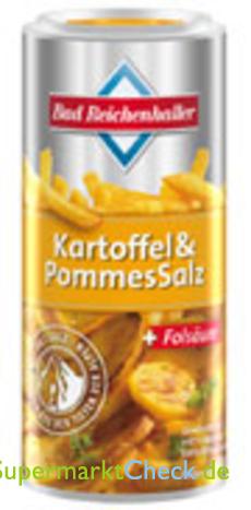 Foto von Bad Reichenhaller Kartoffel & Pommessalz