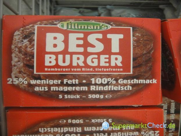 Foto von Tillmans Best Burger