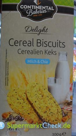 Foto von Continental Bakeries Ceralien Keks