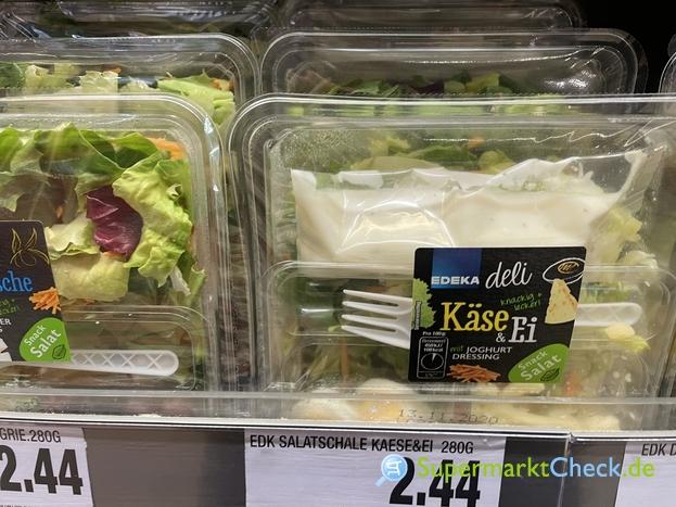Foto von EDEKA deli Snack Salat