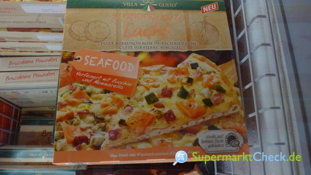 Foto von Villa Gusto Steinofen Pizza Seafood
