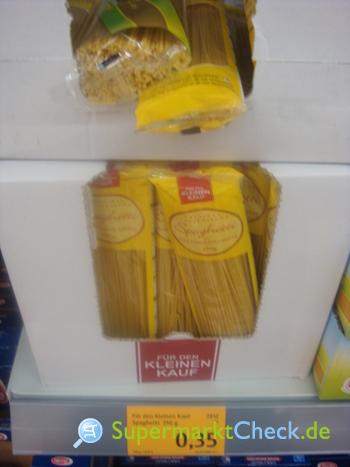 Foto von Für den kleinen Kauf Spaghetti