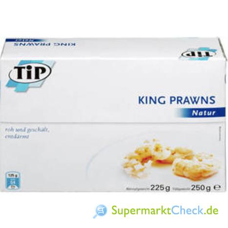 Foto von TIP King Prawns Riesengarnelen-Schwänze
