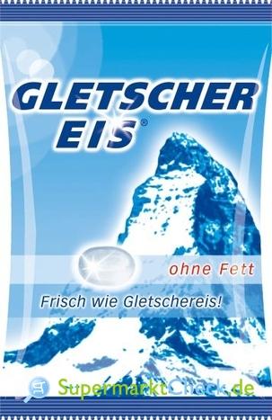 Foto von Katjes Gletscher Eis